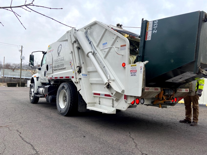 Garbage Pickup Service in Lehman, PA