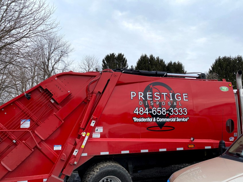 Trash Collection Service in Waverly Township, PA