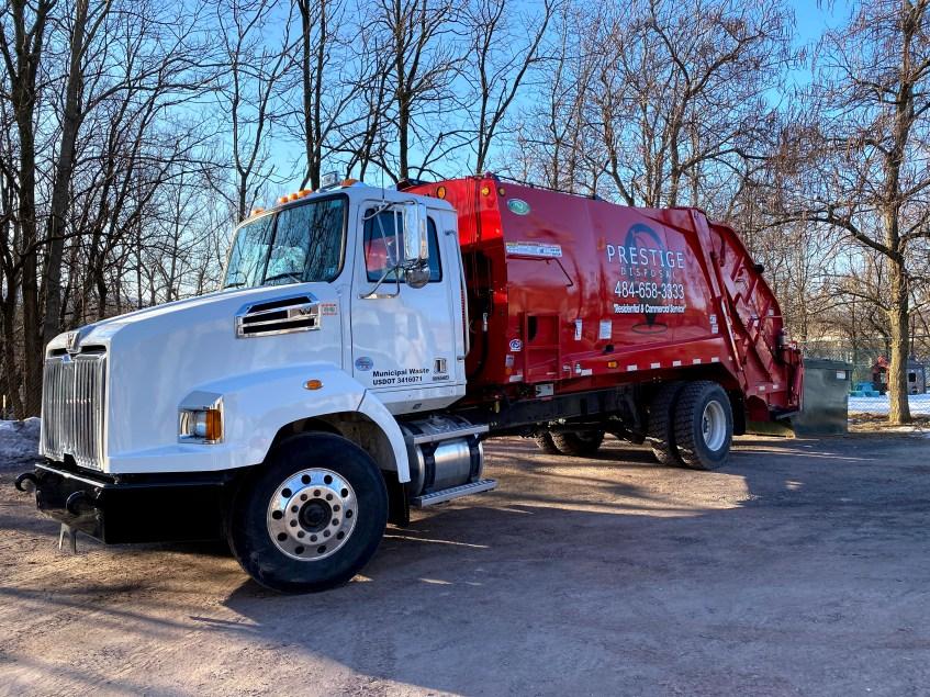 Trash Collection Service in Glenburn Township, Pennsylvania