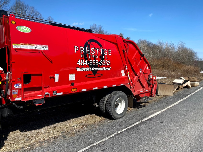 Reliable trash and waste collection disposal service in west pittston pa & forty fort PA.