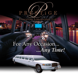 prestige_limo