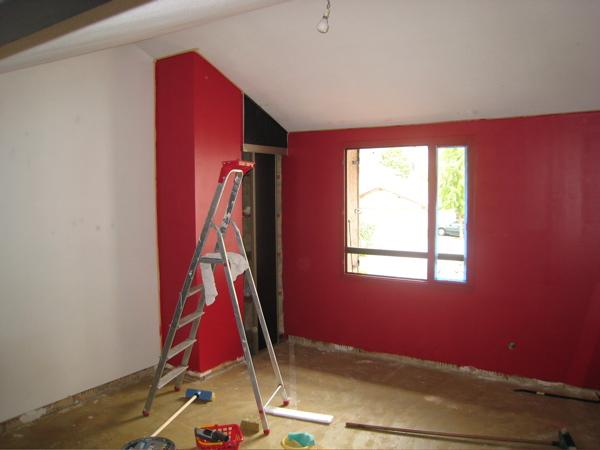 Atmosph res d 39 une chambre de la maison et les couleurs des peintures - Choisir les couleurs d une chambre ...