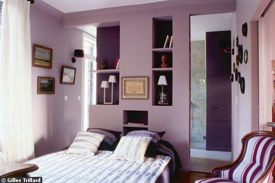 Astuces de rangements et mise en ordre pour la chambre coucher - Rangement de chambre a coucher ...
