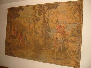 tapisserie murale