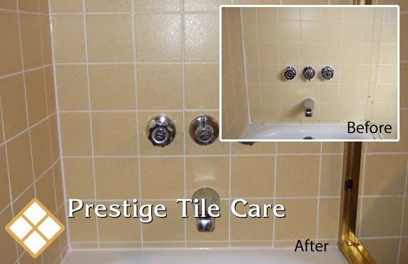 seattle tile grout cleaning sealing