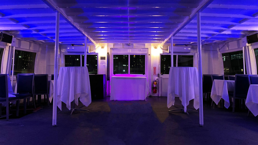 Party Boat Cosmo Prestige Yacht Charters