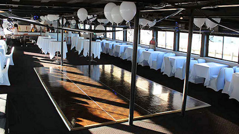 Harbor Lights New York Luxury Yacht Prestige Yacht Charters