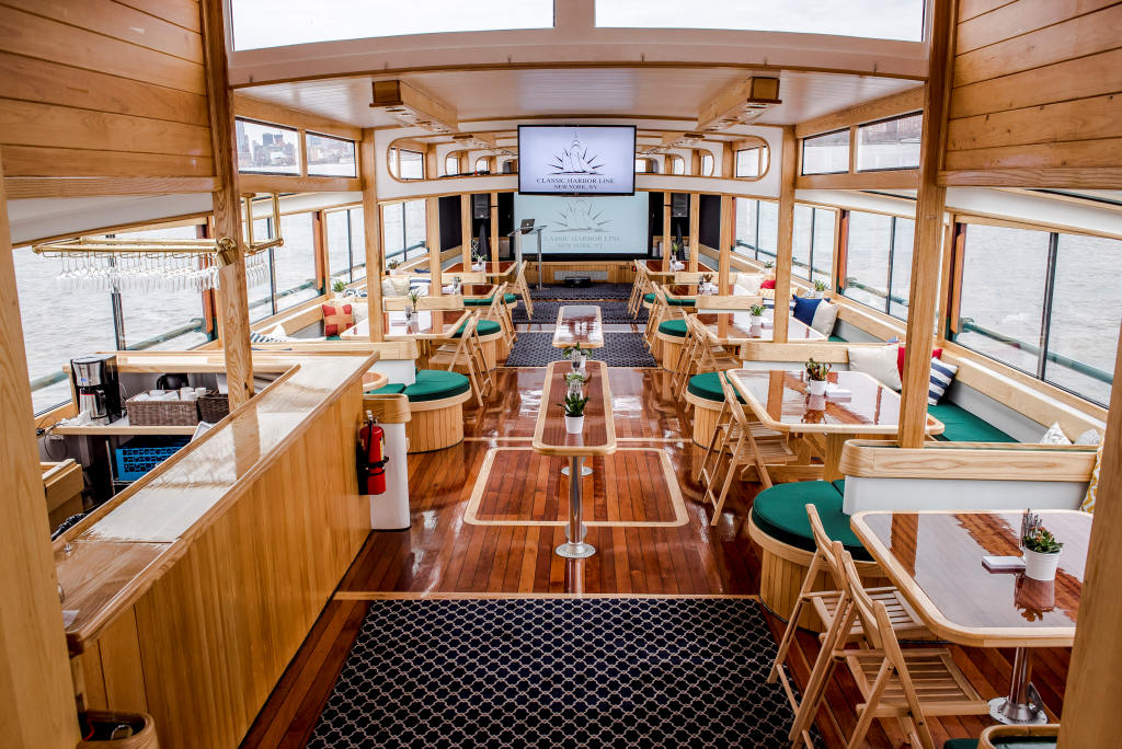 Manhattan II Charter Yacht Luxury Yacht Charter Prestige