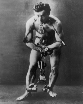 harry houdini catene