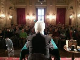 Gianfranco Preverino Conferenza Incanto