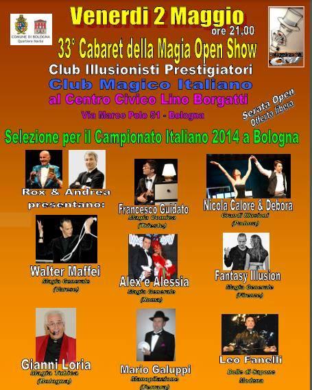 33 cabaret magia