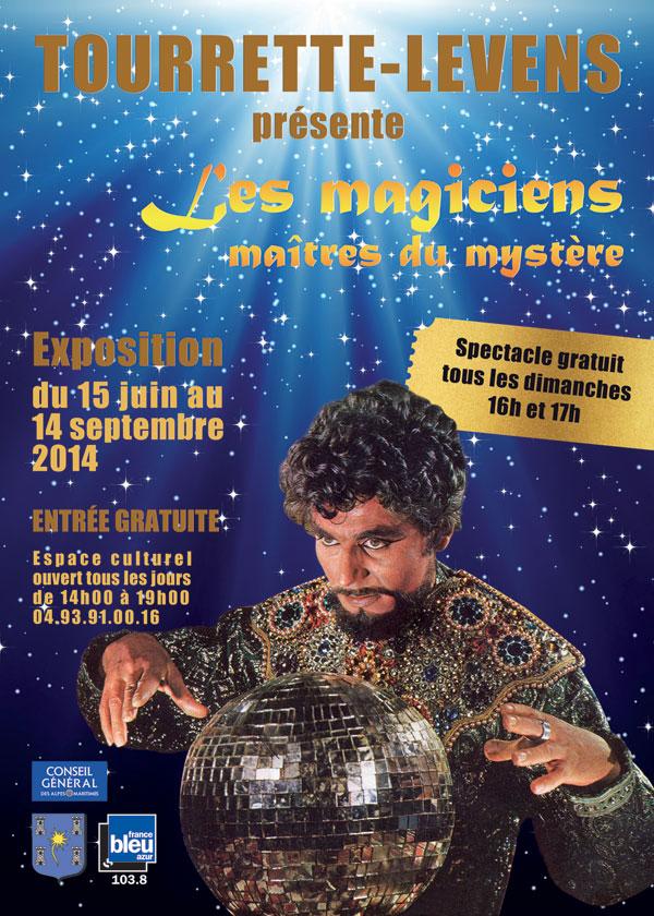 Les Magiciens, Maitres du Mystère