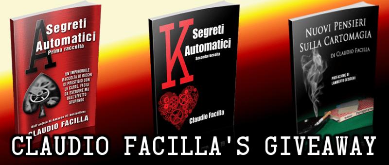 claudio facilla's giveaway