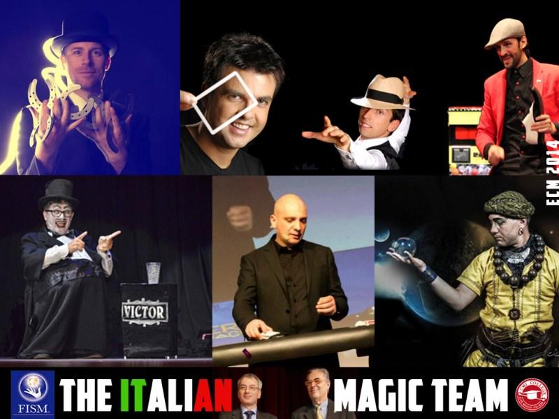 cmi college italian team fism