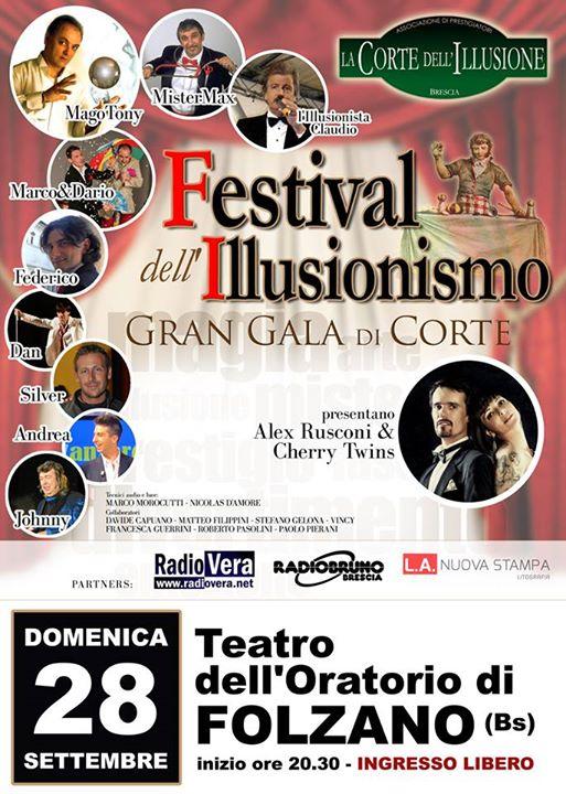 festival illusionismo corte illusione 2014
