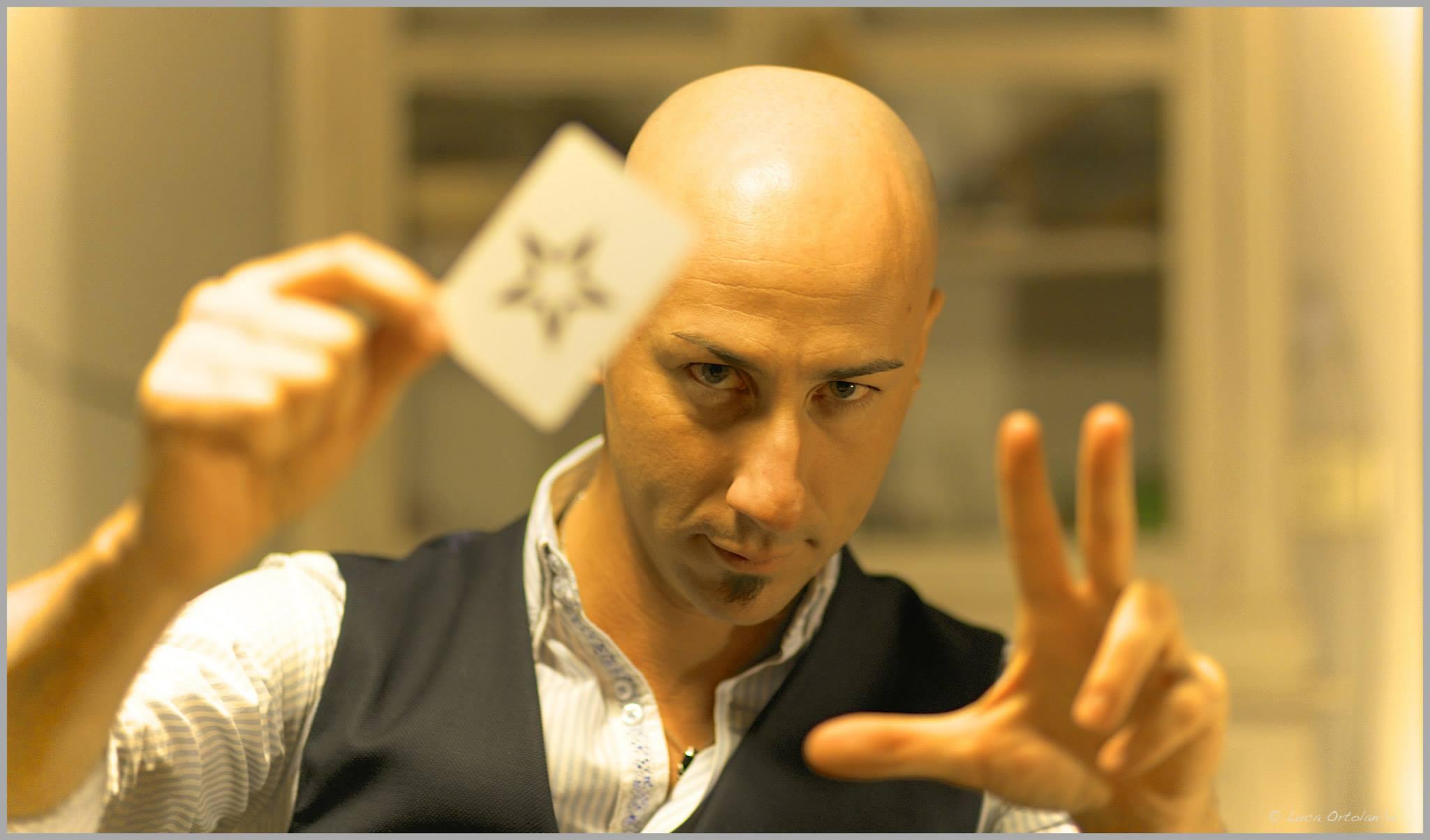 Emanuele Spina – Il Mentalista