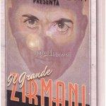 """"""" Il Grande Zirmani"""" di Raul Cremona in uscita a Maggio 2016"""