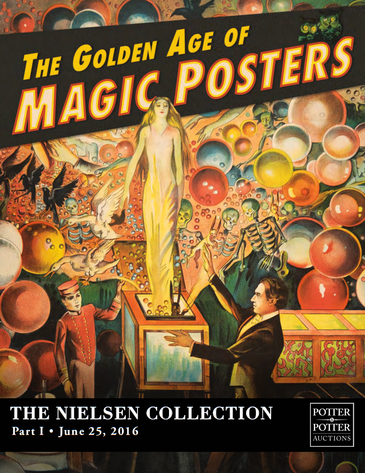 nielsen collection potter and potter