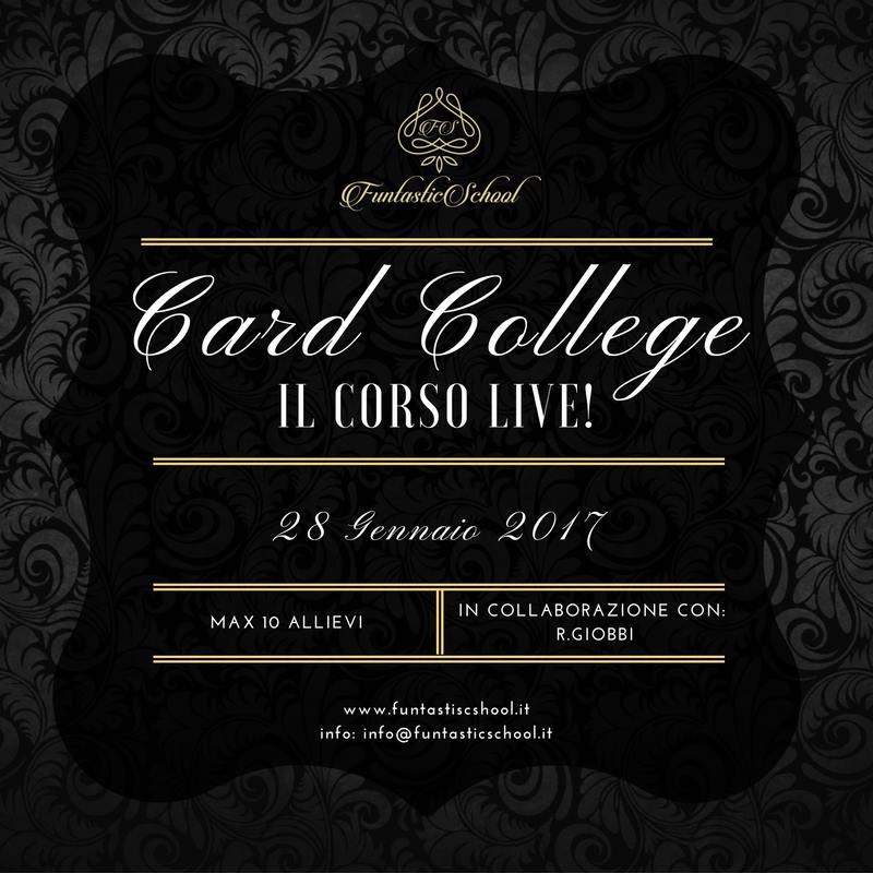 card-college-live-roberto-giobbi-2017-funtastic-shop-milano