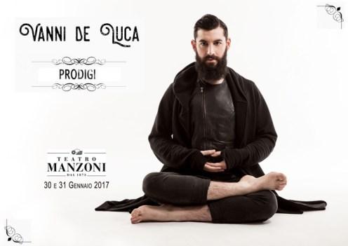 Vanni de luca prodigi milano 2017