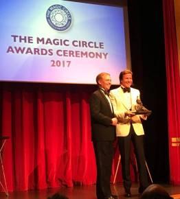 A Silvan il David Devant Award 2017