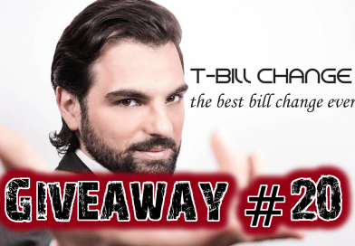 Giveaway 20: T-Bill Change di Leonardo Carrassi