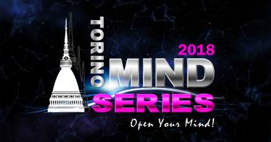 9-11/3/2018, Torino, Torino Mind Series con Max Vellucci, Antonio Argus