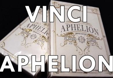 Giveaway 21: Vinci due mazzi Parama Aphelion!!
