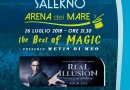 26/7/2018, Salerno, The best of the Magic