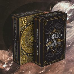 Aphelion™ Playing Cards Black Edition (1)