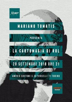 Mariano Tomatis presenta La cartomagia di ROL