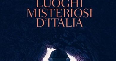 Recensione: Atlante dei luoghi misteriosi d'Italia di Massimo Polidoro