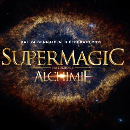 Roma, Supermagic Alchimie 2019