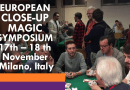 Recensione + Video: European Close-Up Magic Symposium 2018