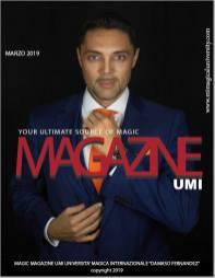 Magic Magazine UMI Anno 2019 Numero 03 Luca Volpe