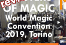 Magic Convention Masters of Magic 2019 , Torino, Italy #MOM2019