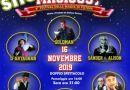 16/11/2019, Pistoia, Magicus 6° Festival della Magia di Pistoia + Workshop Ventriloquia