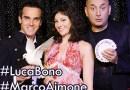 21-23/2/2020, Torino, WOW! La magia di Luca Bono e Marco Aimone al Teatro Baretti
