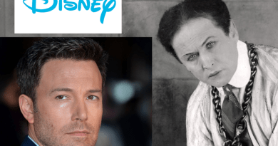 """Harry Houdini"" nuovo film Disney con Ben Affleck"