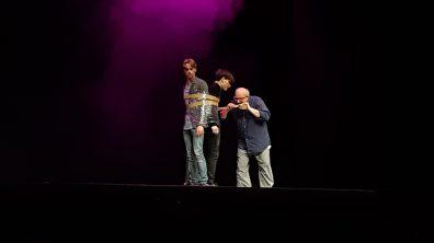 Erik Baron Filiberto Selvi Francesco Damiano Teatro Della Concordia Venaria Giugno 2021