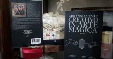 """""""Arrangiamento creativo in arte magica"""" di Tony Polli #recensione"""