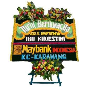 toko karangan bunga papan duka cita Bogor