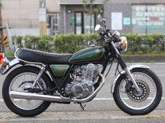SR400 30TH限定モデル中古車