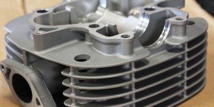 SR400 エンジンペイント