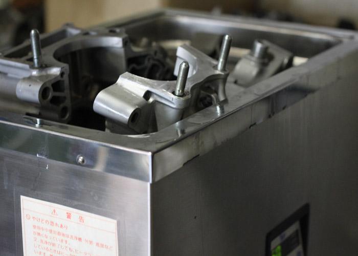 SR400 超音波洗浄