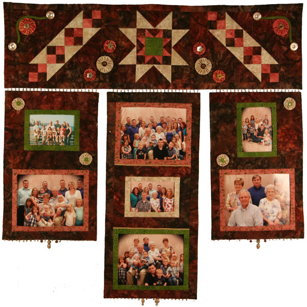 The Family Quilt Too - 42