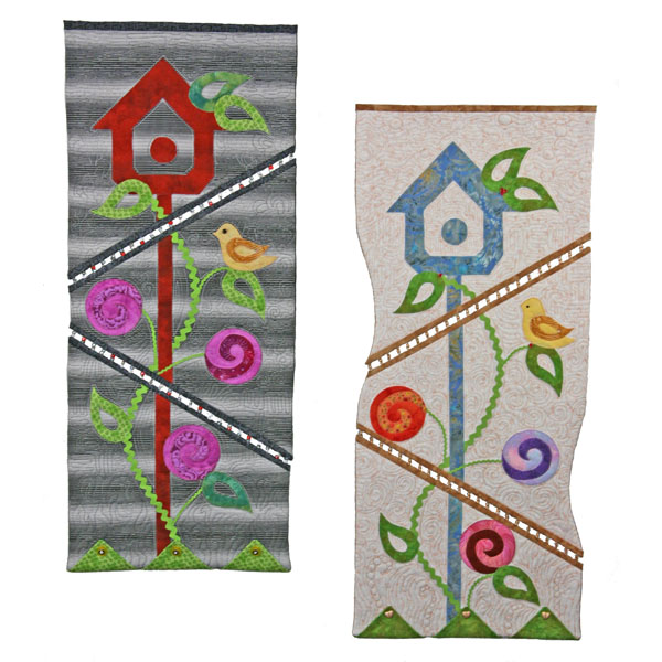 "Presto Links Birdhouse - 12"" x 28"""