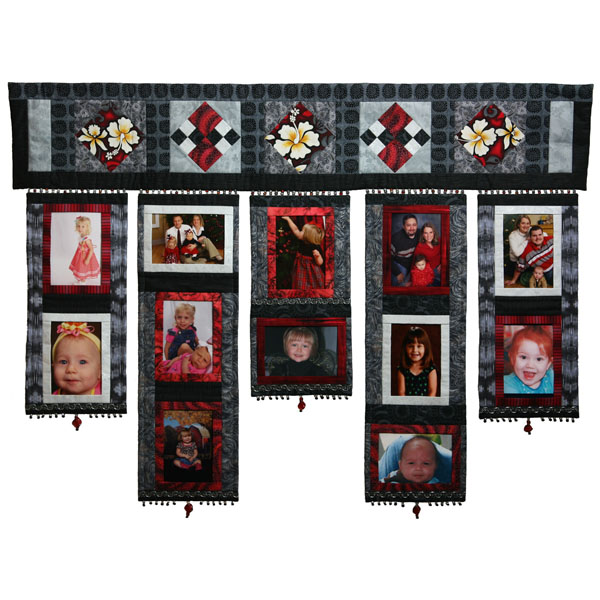 "The Family Quilt - 48"" X 36"" - Download"