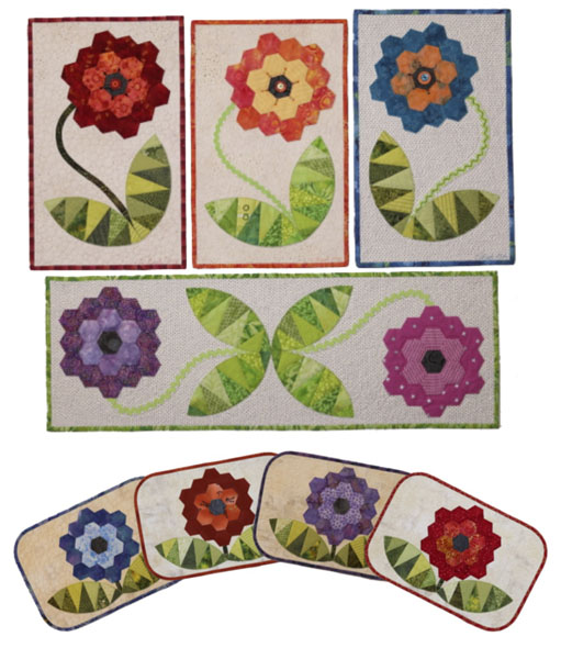 Flower Hugs for Wall and Table