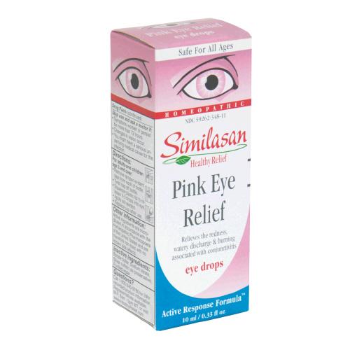 Eye Eye Otc Drops Pink